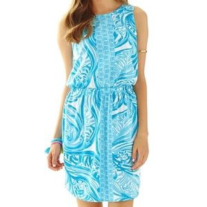 Lilly Pulitzer Sea Ruffles Dress